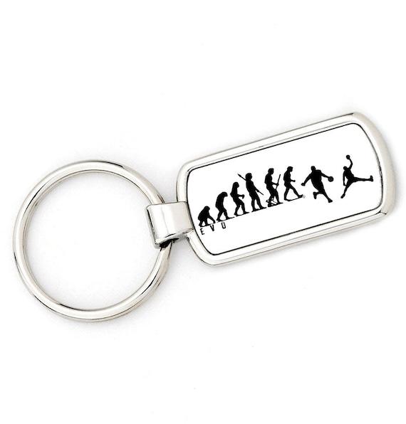 Mans Evolution APE TO 2CV Key Ring  brand new original gift//present