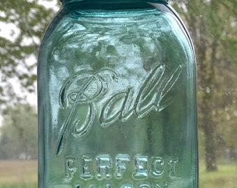 Ball Perfect Mason canning jar #13