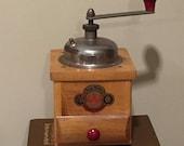 BKF Burg-Muhle Hand Crank Coffee Mill Grinder, Made in Germany
