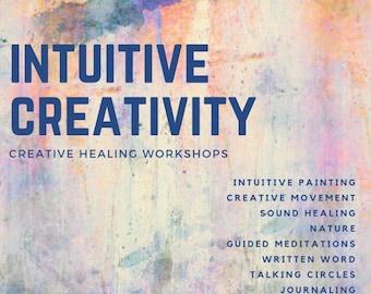 1-1 Intuitive Creativity Online Workshop