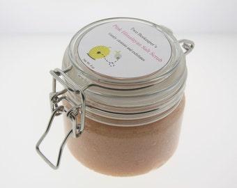 Pink Himalayan Salt Scrub  - 10 oz