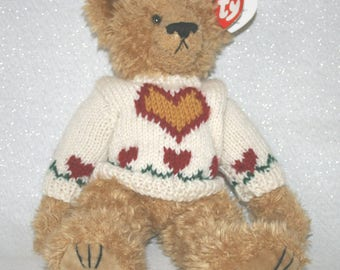 "Heartley ""Love Conquers All"" Ty Beanie Baby 1993"