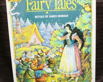 Children's Fairy Tales Book
