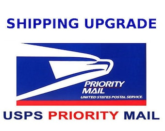 Priority Shipping Upgrade for US orders