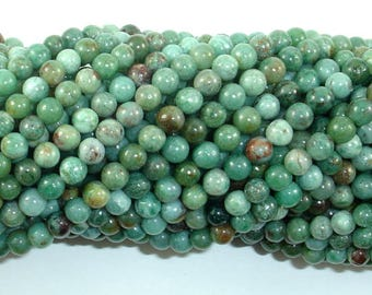Dragon Blood Jasper Beads, 4mm(4.4mm) Round Beads, 15.5 Inch, Full strand, Approx 98 beads, Hole 0.8mm, A quality(207054007)