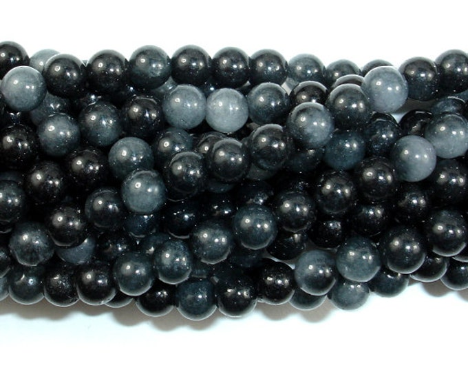 Dyed Jade Beads, Round, 4 mm (4.3 mm), 15.5 Inch, Full strand, Approx 98 beads, Hole 0.8 mm (436054015)