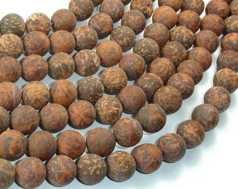 Matte Firework Jasper, 10mm (10.6mm) Round Beads, 15.5 Inch, Full strand, Approx 37 beads, Hole 1mm, A quality (260054005)