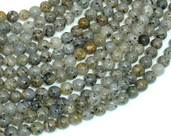 Pitaya Quartz, Dragon Fruit Quartz, 6mm Round Beads, 16 Inch, Full strand, Approx 67 beads, Hole 1mm, A quality (315054001)