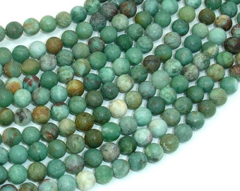 Matte Dragon Blood Jasper Beads, 6mm Round Beads, 15.5 Inch, Full strand, Approx 65 beads, Hole 0.8 mm, A quality(207054008)