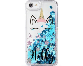 cover iphone 5s unicorno