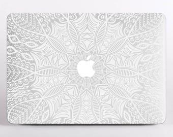 Mandala 12 inch Macbook Hard Case Macbook Pro 13 Hard Case Macbook Pro Retina 15 Case Macbook Air 11 Hard Case Macbook Air 13 Case CM2054