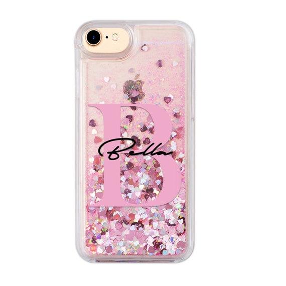 coque iphone xs glitter