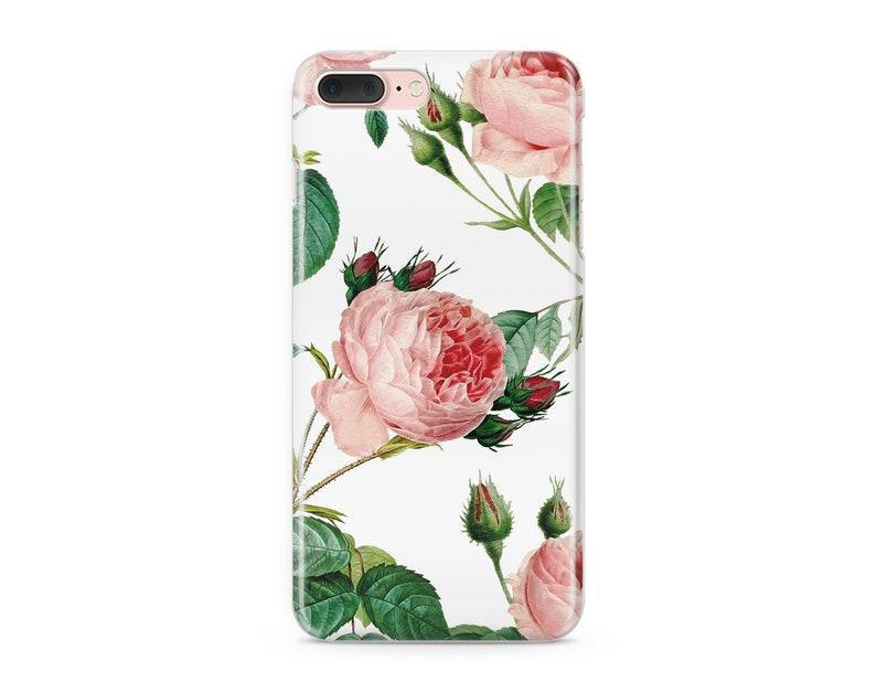 coque iphone x rose mture