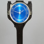 Man Cave Clock made from used Nissan GTR connecting Rod