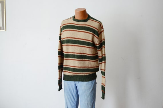 1970s Striped Jantzen Sweater