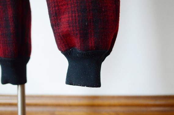 80s Woolrich Plaid Hunting Pants - image 6