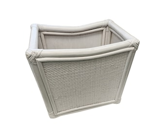 Rattan Waste Basket
