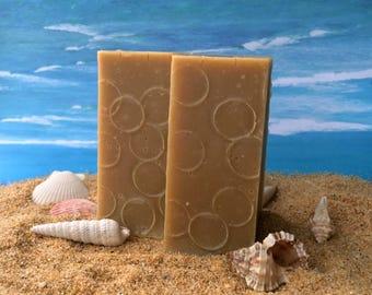 Clay Shampoo Bar  / Babassu Oil, Sulfate Free, No Coconut Oil, Handmade, Bentonite Clay, Natural Hair Care, Rhassoul Clay Shampoo,Zero Waste