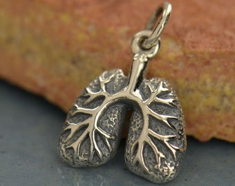 925 Sterling Silver Unique Odd Human Arm And Leg Milagro Charm Pendant