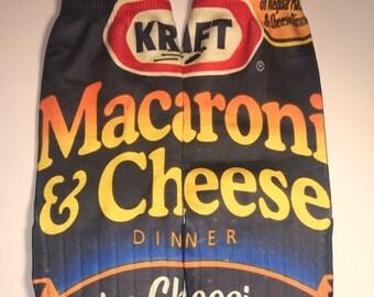 Kraft Macaroni & Cheese socks