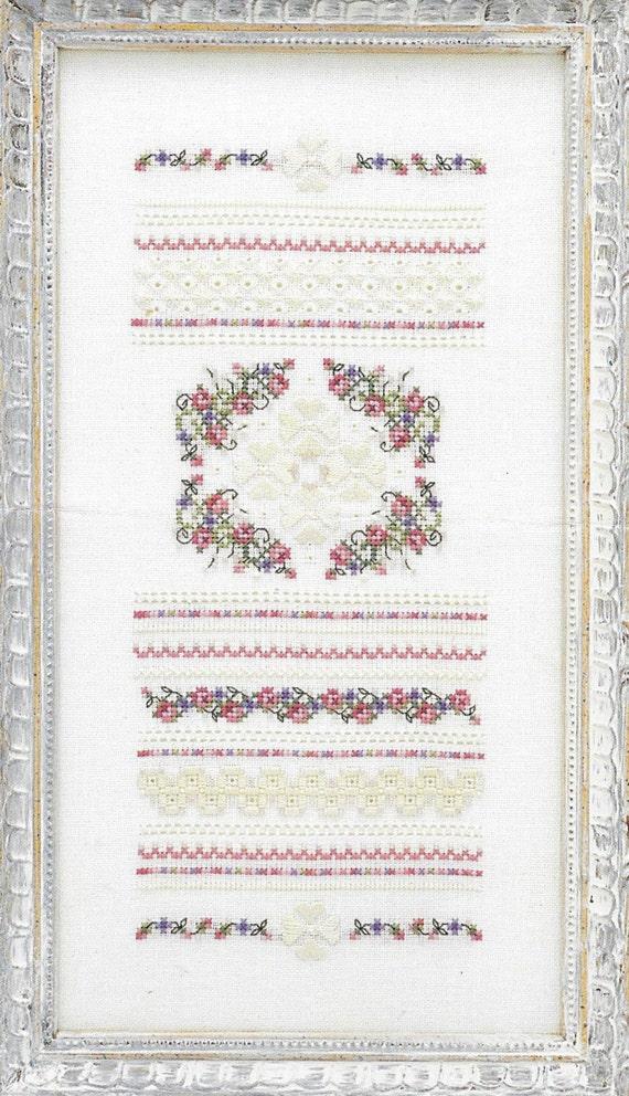 Diseños de bordados patrones Bella Lesa Steele bordado | Etsy