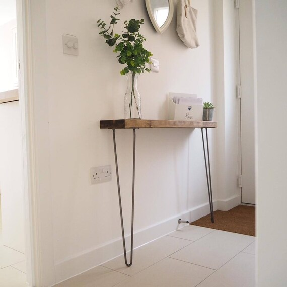 Etsy Console Table