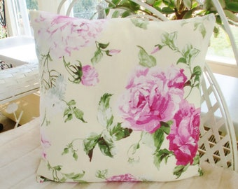 Pillow Cover Roses