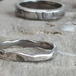 Make Your Own Wedding Rings Workshop close to the Welsh mountains of Snowdonia