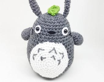 "Totoro 6"" doll"