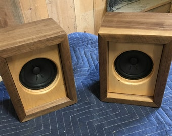 Custom Walnut 30W Passive Speakers