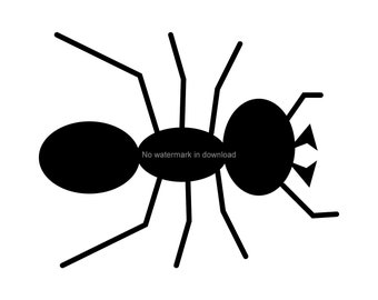 photo regarding Ant Printable identify Ant impression report Etsy