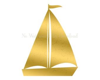 d5efe7249bc444 Sailboat Gold Png, Sailboat Gold Textures, Sailboat Foil Clipart, Sailboat  Sticker Clipart, Sailboat Psd, Sailboat Gold Foil Jpg