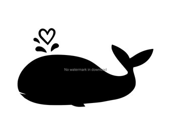 picture regarding Whale Stencil Printable referred to as Whale template Etsy