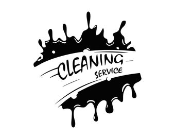 Cleaning Logo Etsy