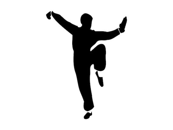 Martial Arts Svg Martial Arts Dxf Png Cut File Martial Arts Etsy