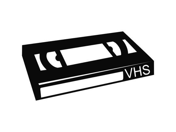 Image result for VHS tape clipart]