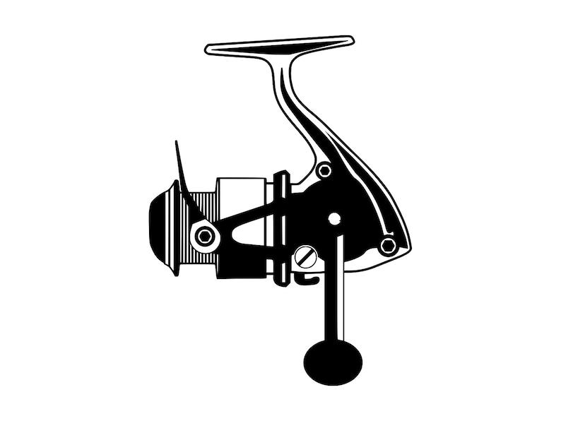 Download Fishing Svg Fishing Reel Svg Fishing Reel Cut File Fishing Reel Clipart Image Fishing Gear Svg Dxf Png Fishing Tackle Clip Art Art Collectibles Kromasol Com