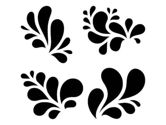 flourish clipart svg victorian ornament svg victorian flourish etsy rh etsy com wedding flourish clipart free Clip Art Wedding Flourishes and Swirls