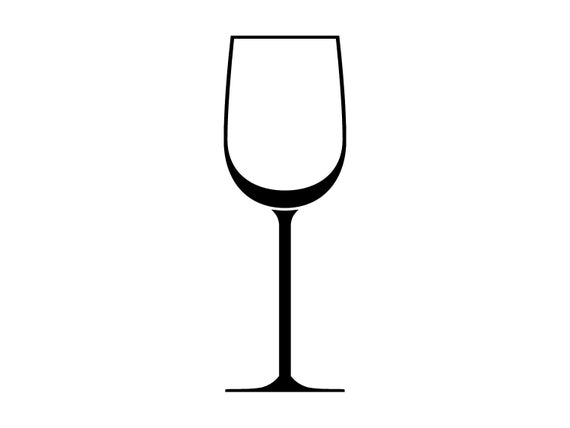Free It's in your best interest to thoroughly research trademarks. Svg Wine Glass Wine Silhouette Wine Svg Wine Glass Svg Png Etsy SVG, PNG, EPS, DXF File