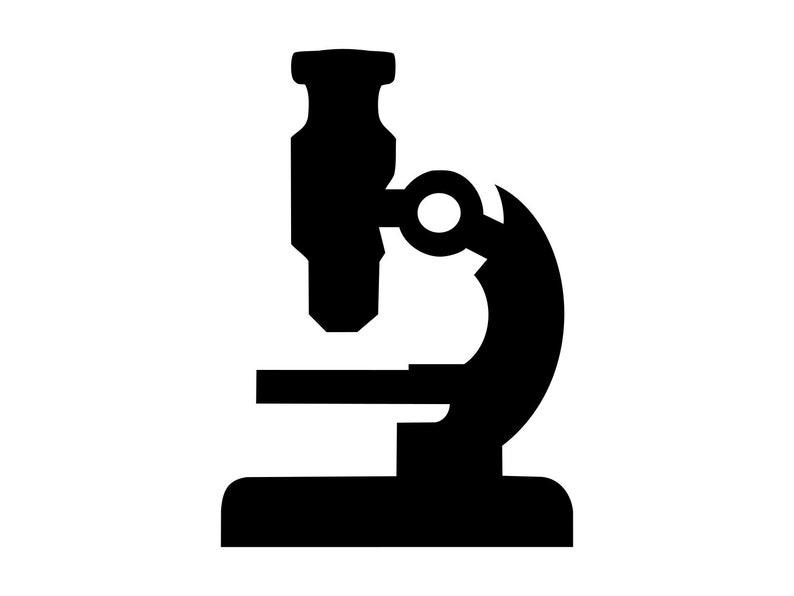 MIcroscope Svg Science Svg Lab Svg Medical Svg Microscope Dxf Scientific Svg Files Vector Science Svg Science Dxf Microscope Png Science Png