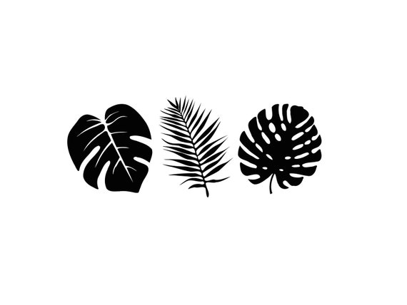 Tropical Leaves Svg Tropical Svg Leaf Svg Tropical Leaves Etsy Nature svg, tropical leaves svg, leaves clipart png included, for personal & commercial use. tropical leaves svg tropical svg leaf svg tropical leaves summer svg leaves vector silhouette png tropical leaf tropical leaf svg for laser