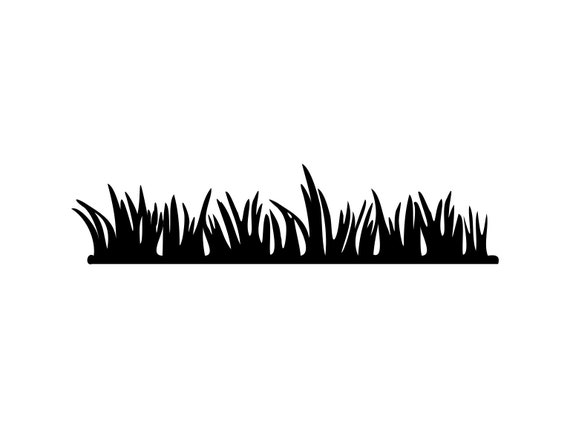 Grass Svg Lawn Svg Easter Svg Png Dxf Cut File Tshirt