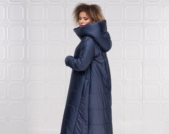 Plus Size Winter Coat Quilted Jacket Winter Coat Women Plus Etsy