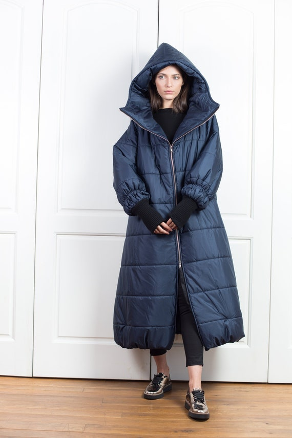 Winter Coat Quilted Jacket Plus Size Clothing Waterproof Jacket