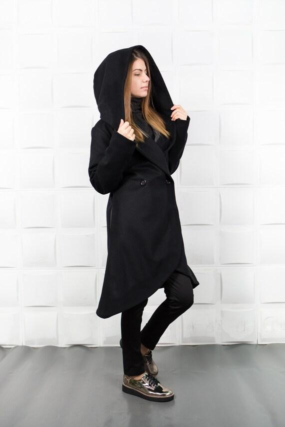 Für Sie Lange Geschenk Warmen Designer Warmer Wintermantel Kaschmir Mantel C0016 Trenchcoatfrau TJ1F3lKc