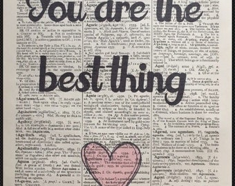 you are the best thing lyrics