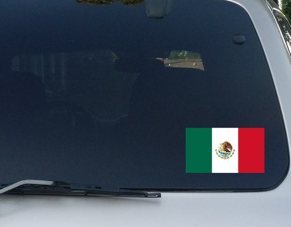 Bolivia Flag Butterfly Car Bumper Sticker Decal 4/'/' x 5/'/'
