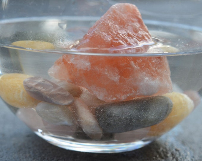 Himalayan Salt Rock Perfect for Cleansing your Crystals and Stones