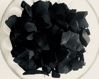 2 Shungite Stone, Raw Stones Great for Protection