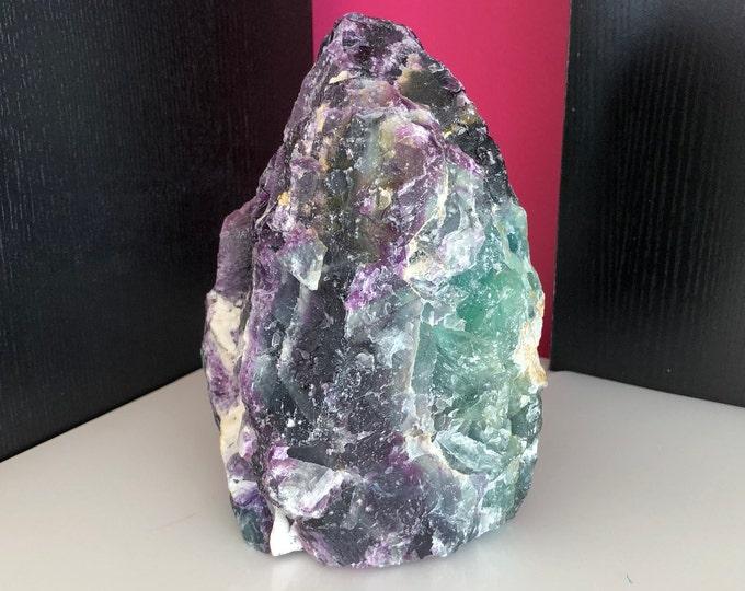Large Rainbow Fluorite
